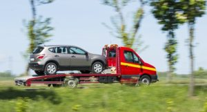 Experienced Towing