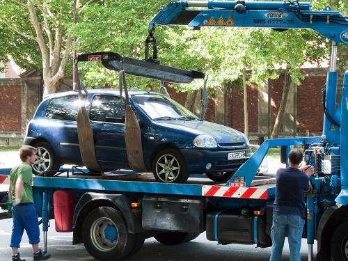 Car Pickup