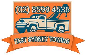 Fast Sydney Towing Logo