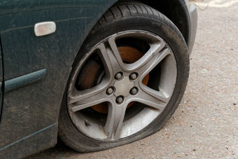 Flat Tyre Assistance