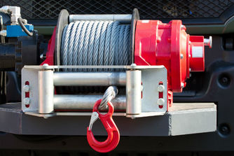 Large Tow Winch